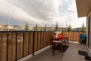 Photo 21: 27 675 ALBANY Way in Edmonton: Zone 27 Townhouse for sale : MLS®# E4237540