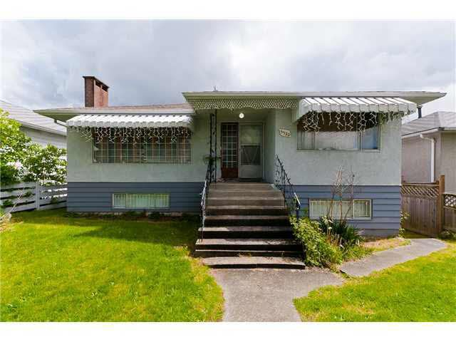 Main Photo: 5522 KNIGHT STREET in : Knight House for sale : MLS®# V946509
