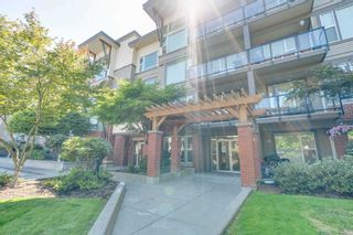 """Photo 24: 412 33539 HOLLAND Avenue in Abbotsford: Central Abbotsford Condo for sale in """"THE CROSSING"""" : MLS®# R2605185"""
