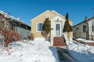 Photo 1: 189 HARBISON Avenue in Winnipeg: Elmwood Residential for sale (3A)  : MLS®# 202102306