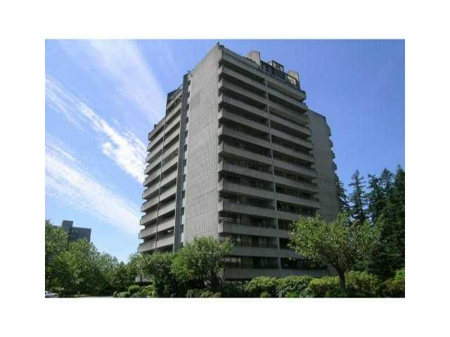 """Main Photo: 502 4194 MAYWOOD Street in Burnaby: Metrotown Condo for sale in """"PARK AVE TOWERS"""" (Burnaby South)  : MLS®# V917276"""