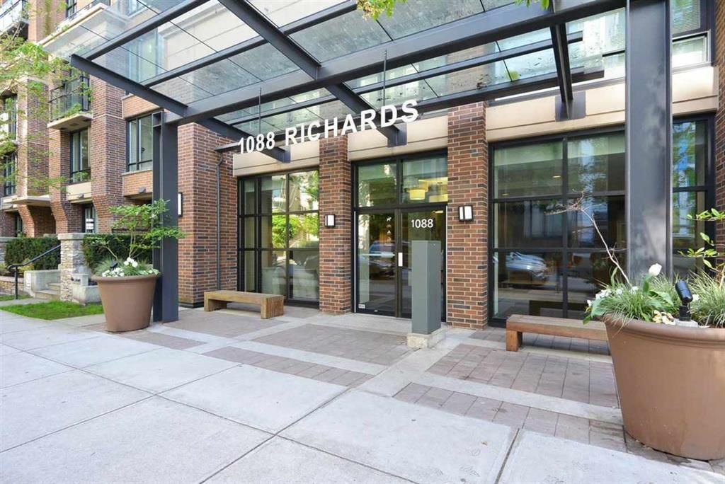 Main Photo: 510 1088 Richards St. in Vancouver: Yaletown Condo for sale (Vancouver West)  : MLS®# R2079949