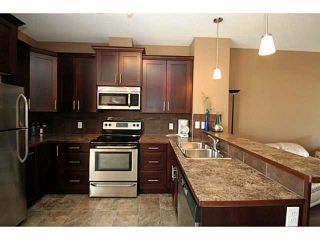 Photo 5: 245 RANCH RIDGE Meadows: Strathmore Townhouse for sale : MLS®# C3615774