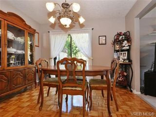 Photo 6: 1287 Lidgate Crt in VICTORIA: SW Strawberry Vale House for sale (Saanich West)  : MLS®# 740676