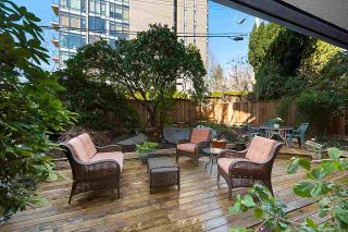 "Main Photo: 113 1405 W 15TH Avenue in Vancouver: Fairview VW Condo for sale in ""LANDMARK GRAND"" (Vancouver West)  : MLS®# R2562050"