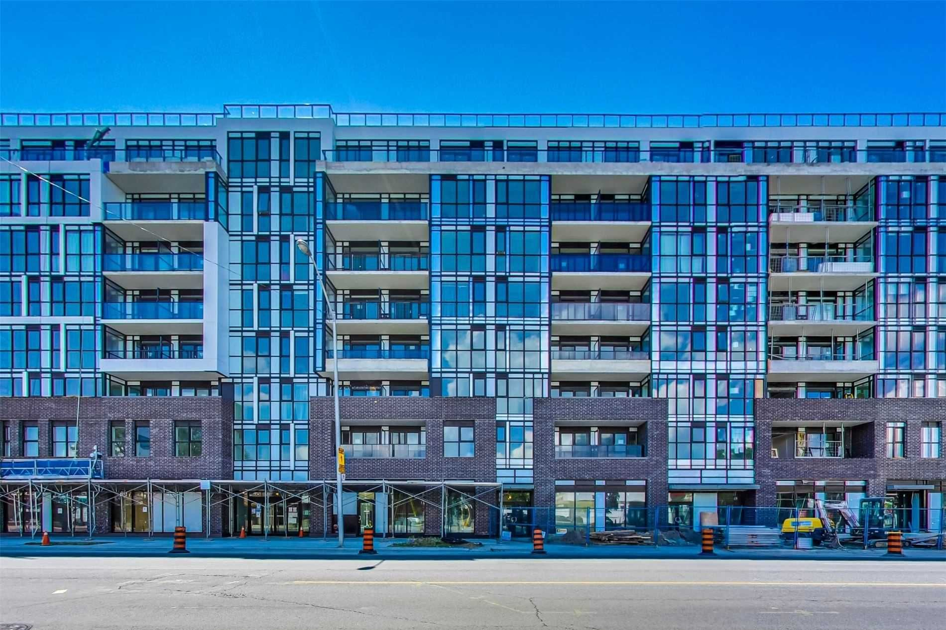 Main Photo: 711 2301 Danforth Avenue in Toronto: East End-Danforth Condo for lease (Toronto E02)  : MLS®# E4816624
