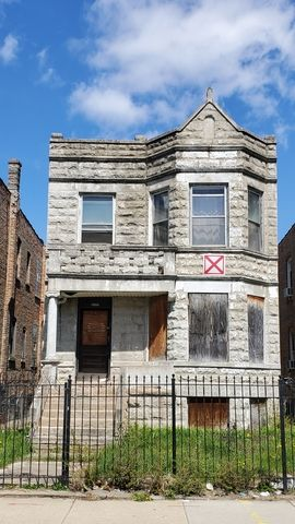 Main Photo: 4044 21st Street in Chicago: CHI - North Lawndale Multi Family (2-4 Units) for sale ()  : MLS®# MRD10708099
