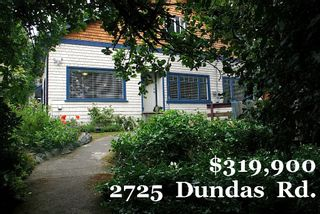 Photo 1: 2725 Dundas Road in Shawnigan Lake: Z3 Shawnigan Building And Land for sale (Zone 3 - Duncan)  : MLS®# 359324