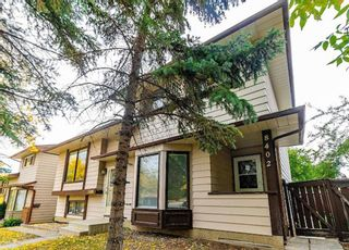 Main Photo: 8402 Berkley Road NW in Calgary: Beddington Heights Semi Detached for sale : MLS®# A1090493