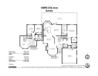 Photo 27: 14895 21B AVENUE in Surrey: Sunnyside Park Surrey House for sale (South Surrey White Rock)  : MLS®# R2568711