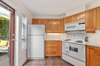 "Photo 8: 102 665 W 7TH Avenue in Vancouver: Fairview VW Townhouse for sale in ""The Ivy's"" (Vancouver West)  : MLS®# R2439208"