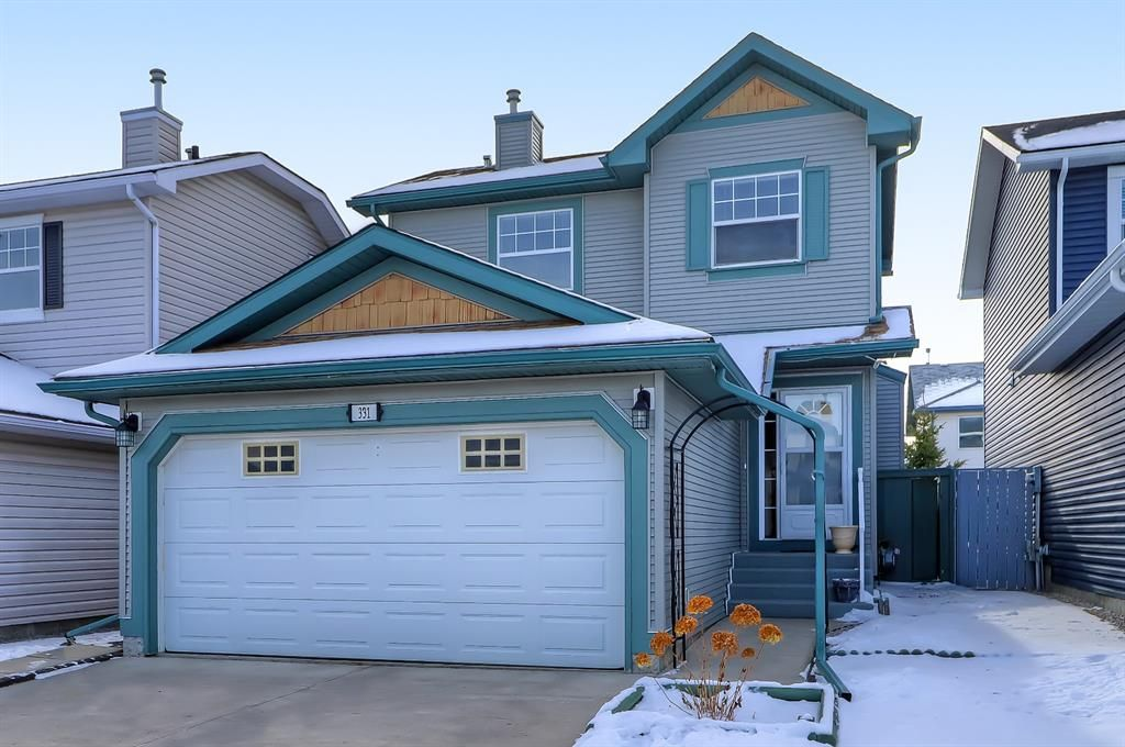 Perfect family home with a South Backyard and the quietest large cul-de-sac with ample parking.