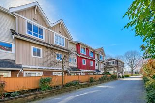 """Photo 34: 506 1661 FRASER Avenue in Port Coquitlam: Glenwood PQ Townhouse for sale in """"Brimley Mews"""" : MLS®# R2446911"""