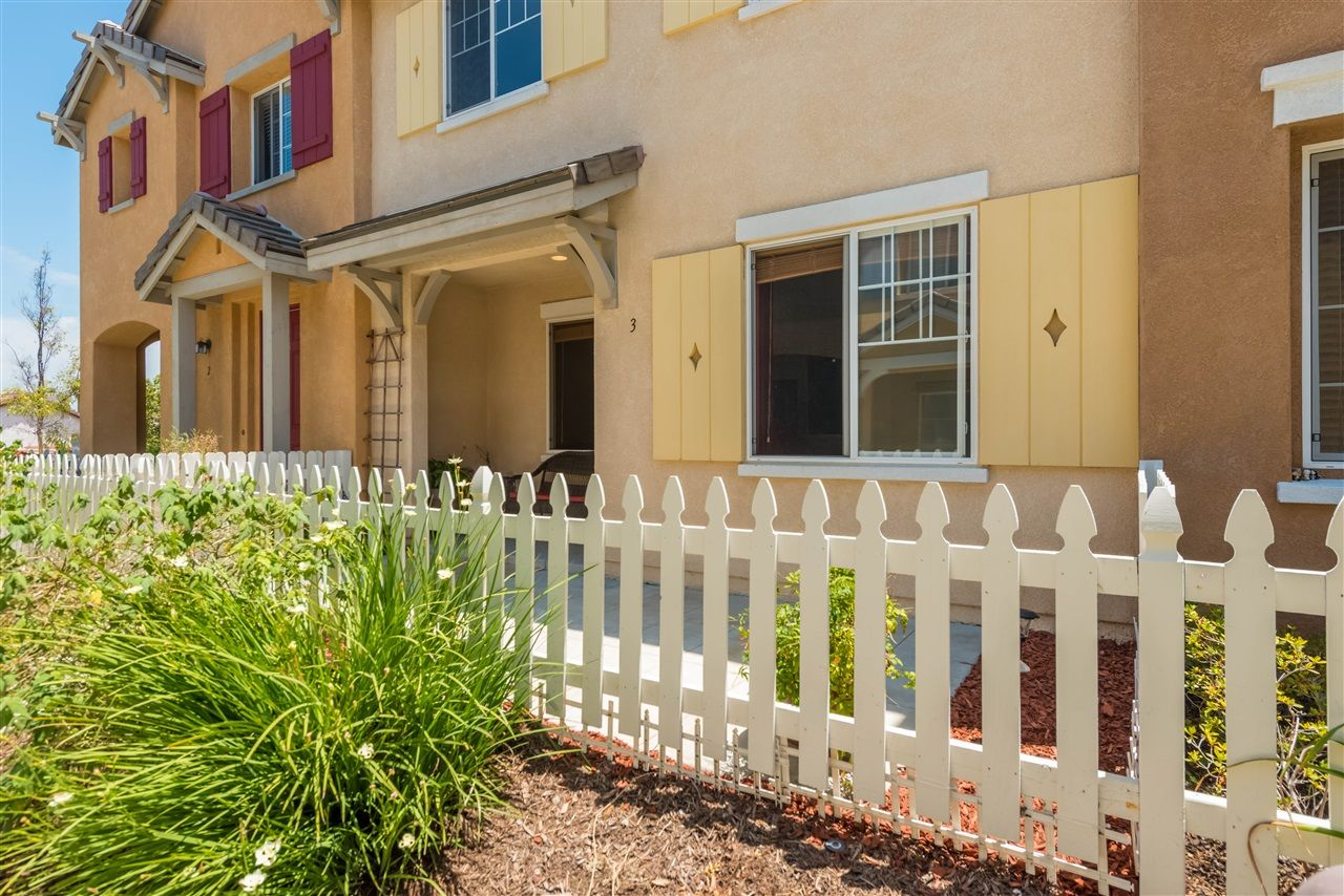 Main Photo: All Other Attached for sale: 1432 Levant Lane  3 in Chula Vista