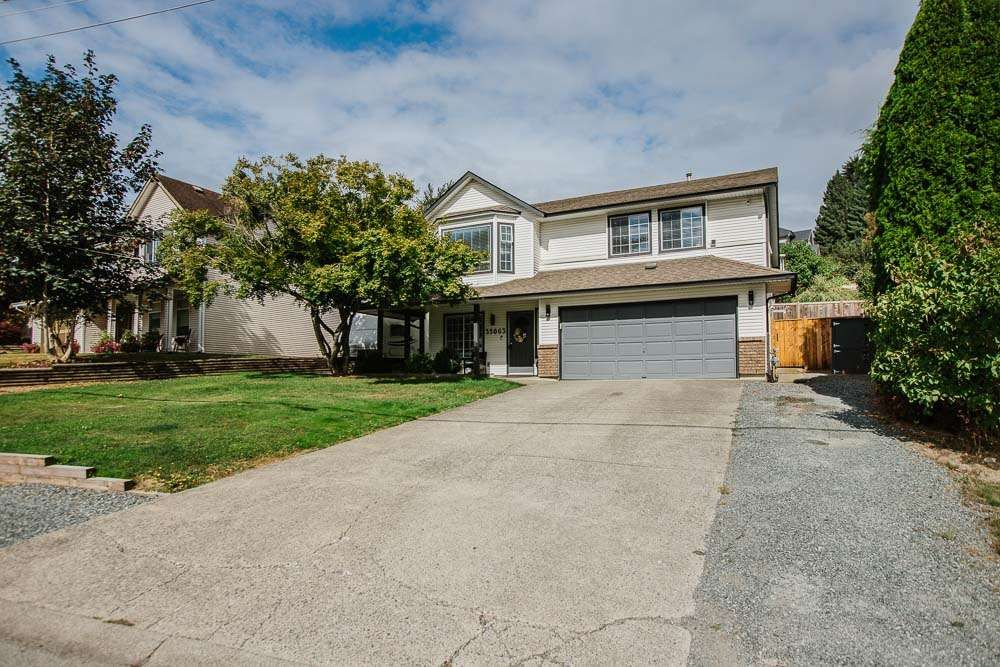 Main Photo: 35063 SPENCER Street in Abbotsford: Abbotsford East House for sale : MLS®# R2500275