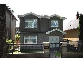 Main Photo: 3765 Beatrice Street in Vancouver: Victoria VE House for sale (Vancouver East)  : MLS®# V914269