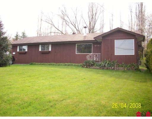 Main Photo: 6321 132ND Street in Surrey: Panorama Ridge House for sale : MLS®# F2812448