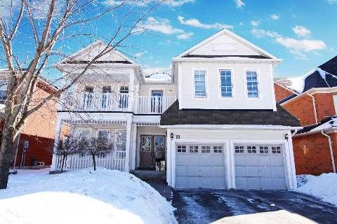 Main Photo: Corridale Ave in Whitby: Brooklin House (2-Storey) for sale