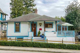 "Photo 1: 822 KENNEDY Street in New Westminster: Uptown NW House for sale in ""Brow of the Hill"" : MLS®# R2560991"