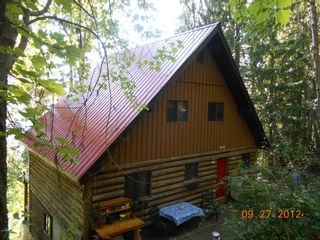 Photo 1: 3030 Vickers Trail in Anglemont: North Shuswap House for sale (Shuswap)  : MLS®# 10054853