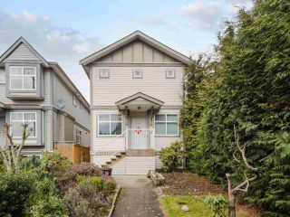 Main Photo: 861 W 70TH Avenue in Vancouver: Marpole 1/2 Duplex for sale (Vancouver West)  : MLS®# R2584469