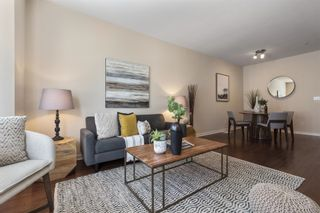 """Photo 2: 8583 AQUITANIA Place in Vancouver: South Marine Townhouse for sale in """"SOUTHAMPTON"""" (Vancouver East)  : MLS®# R2608907"""