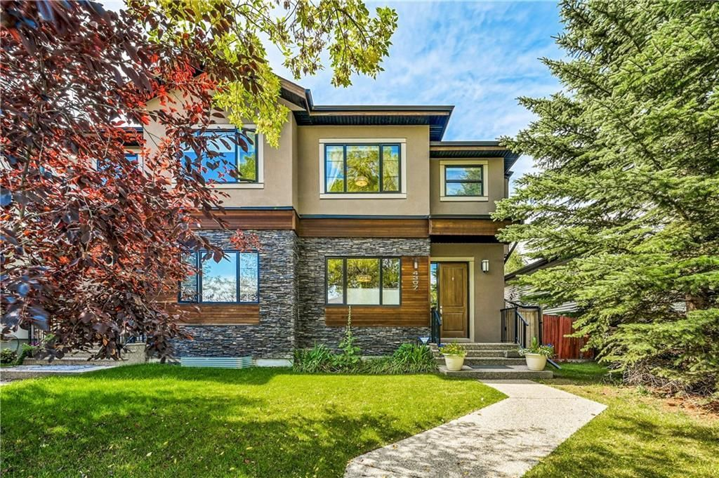 Main Photo: 4307 16 Street SW in Calgary: Altadore Semi Detached for sale : MLS®# C4268427