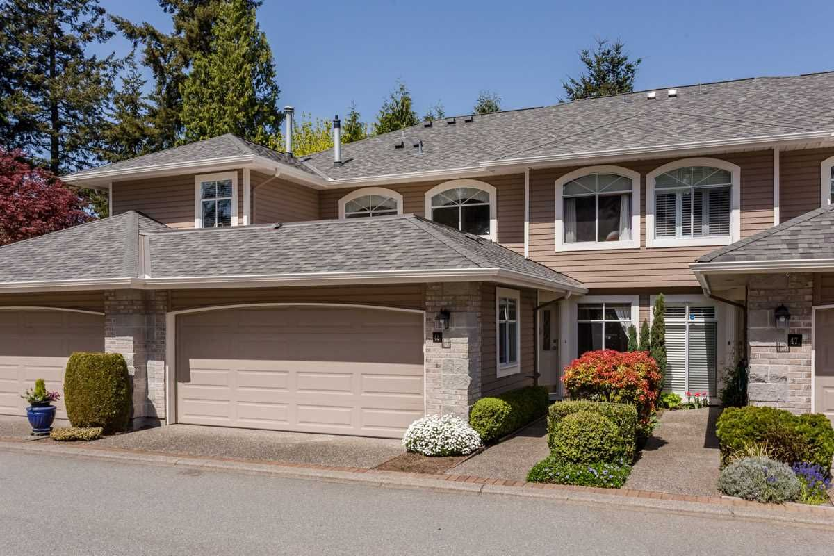 """Main Photo: 48 2500 152 Street in Surrey: King George Corridor Townhouse for sale in """"The Peninsula"""" (South Surrey White Rock)  : MLS®# R2262773"""