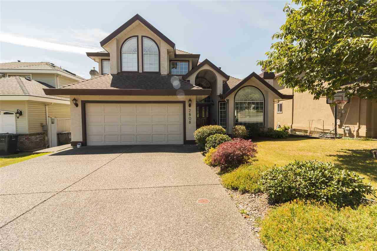 """Main Photo: 2808 GREENBRIER Place in Coquitlam: Westwood Plateau House for sale in """"WESTWOOD PLATEAU"""" : MLS®# R2208866"""