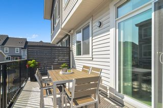 """Photo 24: 44 8371 202B Street in Langley: Willoughby Heights Townhouse for sale in """"Kensington Lofts"""" : MLS®# R2606298"""