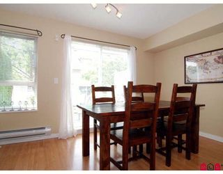 """Photo 5: 27 8844 208TH Street in Langley: Walnut Grove Townhouse for sale in """"Mayberry"""" : MLS®# F2904935"""