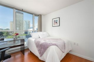 """Photo 16: 1106 1068 HORNBY Street in Vancouver: Downtown VW Condo for sale in """"The Canadian at Wall Centre"""" (Vancouver West)  : MLS®# R2485432"""