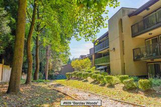 "Photo 31: 609 9867 MANCHESTER Drive in Burnaby: Cariboo Condo for sale in ""Barclay Woods"" (Burnaby North)  : MLS®# R2488451"