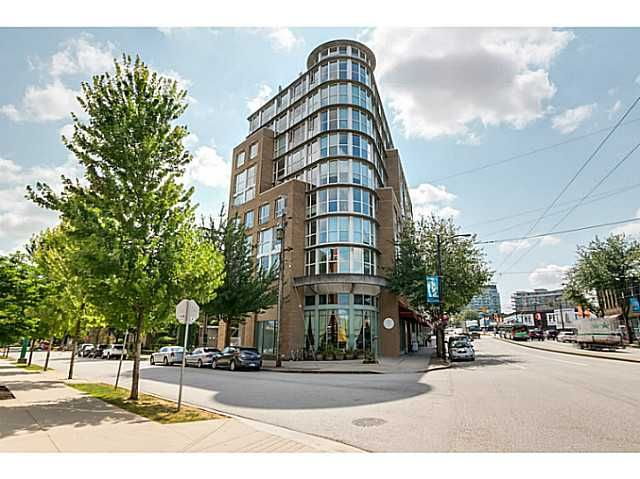 Main Photo: # 419 288 E 8TH AV in Vancouver: Mount Pleasant VE Condo for sale (Vancouver East)  : MLS®# V1077245