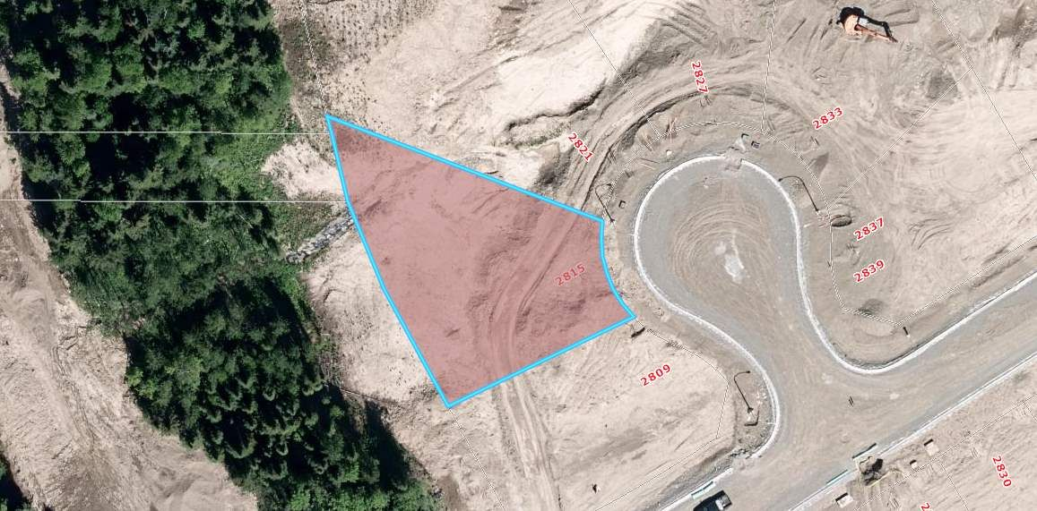 Main Photo: 2815 VISTA RIDGE Court in Prince George: St. Lawrence Heights Land for sale (PG City South (Zone 74))  : MLS®# R2388000