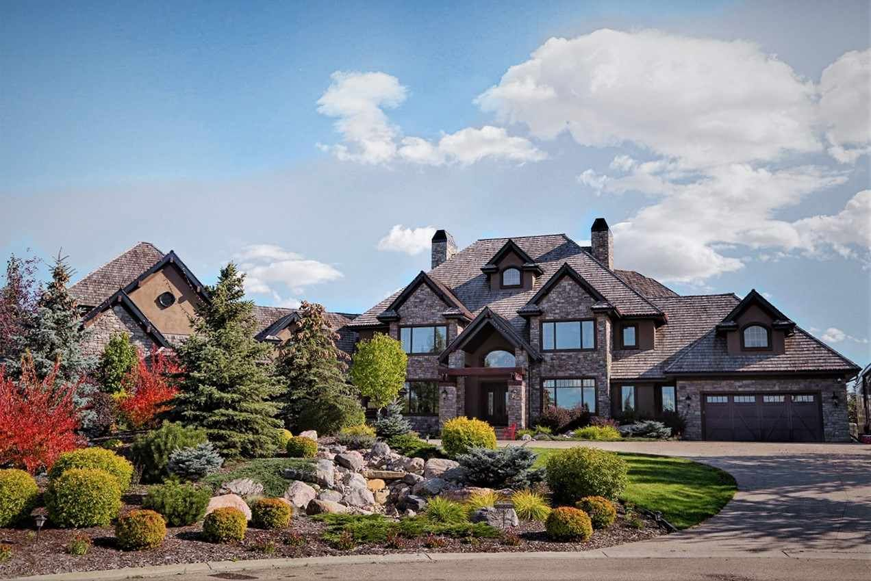 Main Photo: 101 Riverpointe Crescent: Rural Sturgeon County House for sale : MLS®# E4221950