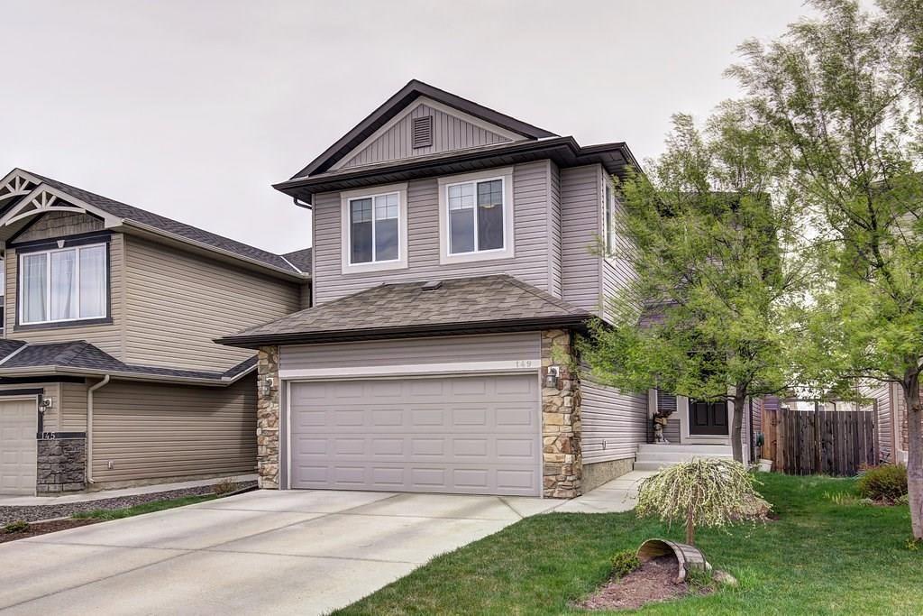Main Photo: 149 EVEROAK Park SW in Calgary: Evergreen House for sale : MLS®# C4173050