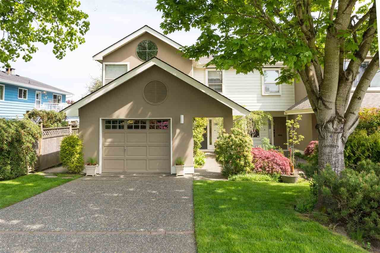 """Main Photo: 1468 STEVENS Street: White Rock Townhouse for sale in """"shaughnessy estates"""" (South Surrey White Rock)  : MLS®# R2277403"""