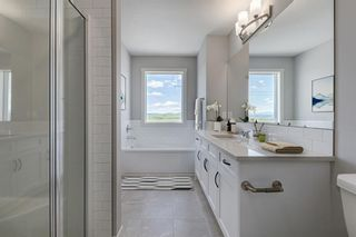Photo 10: 163 Heritage Heights: Cochrane Semi Detached for sale : MLS®# A1058084