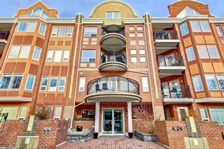 Main Photo: 217 838 19 Avenue SW in Calgary: Lower Mount Royal Apartment for sale : MLS®# A1148089