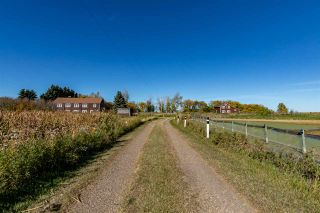Photo 38: 20548 Township Road 560: Rural Strathcona County Manufactured Home for sale : MLS®# E4227431