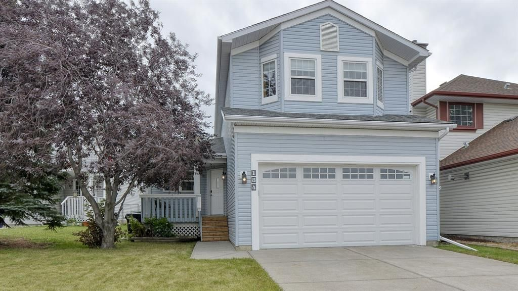 Main Photo: 184 Hidden Spring Close NW in Calgary: Hidden Valley Detached for sale : MLS®# A1141140