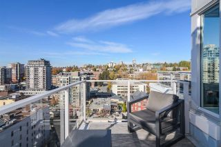 """Photo 11: 2002 668 COLUMBIA Street in New Westminster: Downtown NW Condo for sale in """"Trapp + Holbrook"""" : MLS®# R2419627"""