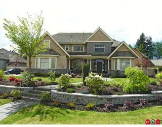 """Photo 1: 13956 20A Avenue in White_Rock: Elgin Chantrell House for sale in """"CHANTRELL PARK"""" (South Surrey White Rock)  : MLS®# F2711562"""