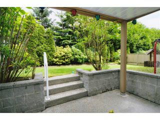 """Photo 9: 17 1765 PADDOCK Drive in Coquitlam: Westwood Plateau Townhouse for sale in """"WORTHING GREEN"""" : MLS®# V912013"""