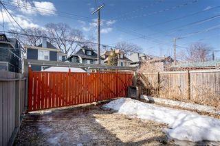 Photo 35: 104 Lenore Street in Winnipeg: Wolseley Residential for sale (5B)  : MLS®# 202103918