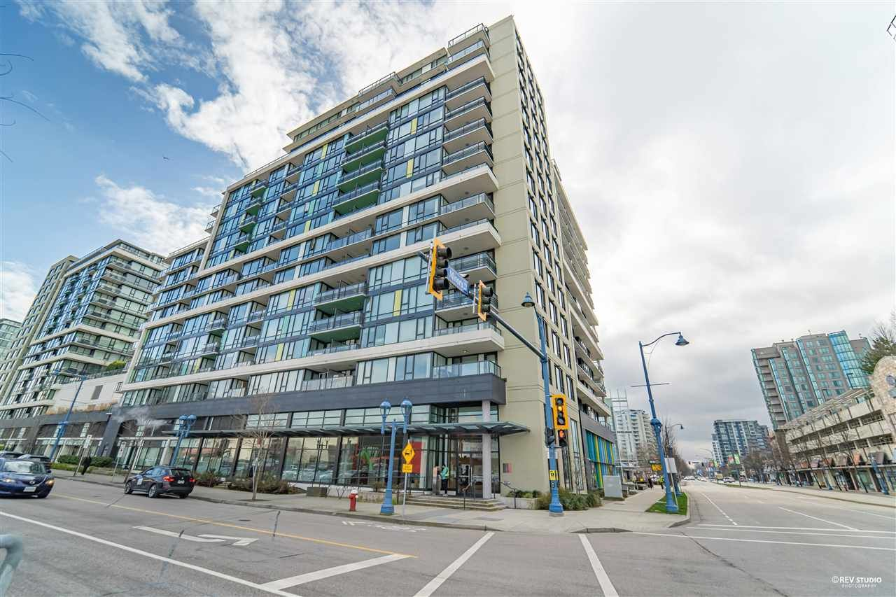 "Main Photo: 1306 7788 ACKROYD Road in Richmond: Brighouse Condo for sale in ""Quintet"" : MLS®# R2550786"