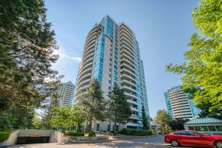 Photo 1: 1202 6611 SOUTHOAKS Crescent in Burnaby: Highgate Condo for sale (Burnaby South)  : MLS®# R2598411