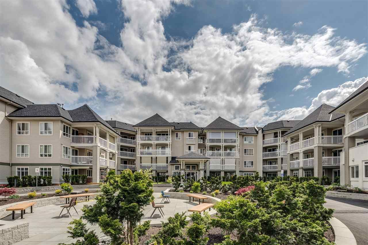 """Main Photo: 119 22022 49 Avenue in Langley: Murrayville Condo for sale in """"Murray Green"""" : MLS®# R2583711"""