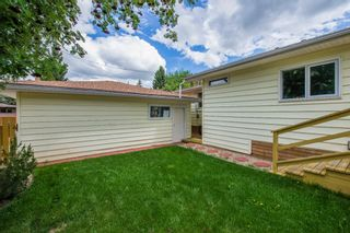 Photo 38: 127 Wedgewood Drive SW in Calgary: Wildwood Detached for sale : MLS®# A1056789